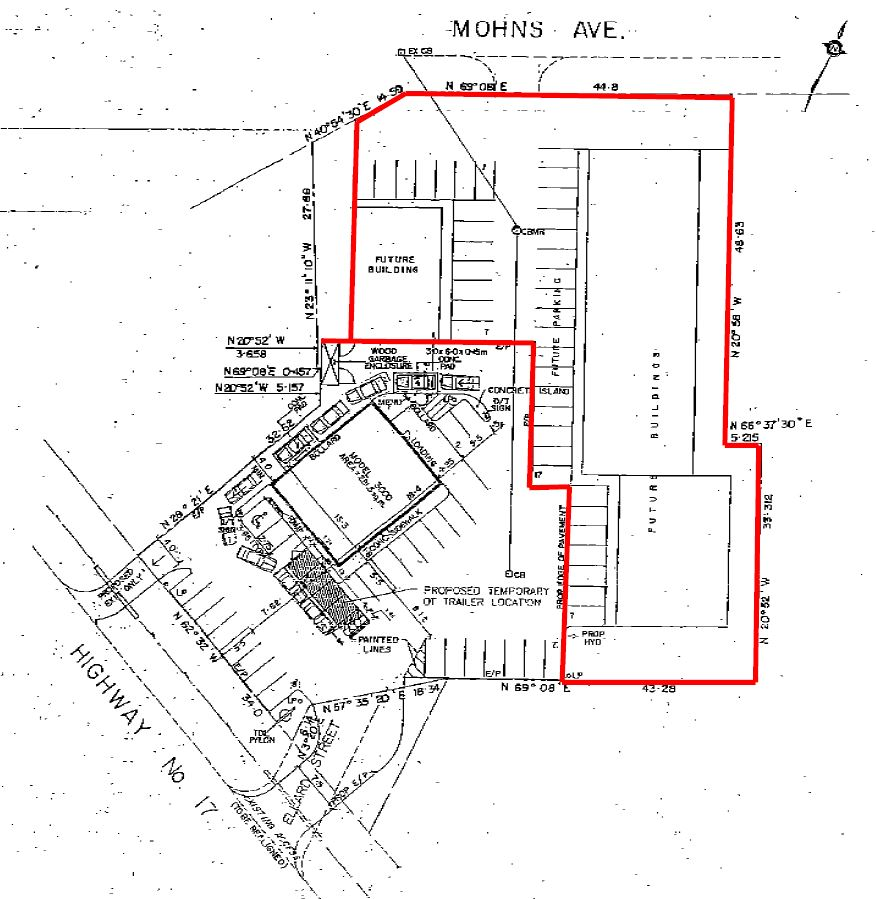 an image of development concepts for Ellard Street