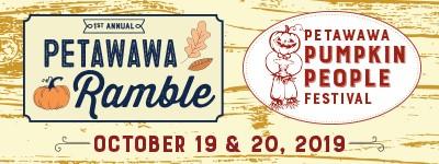 Petawawa Ramble and Pumpkin People logo
