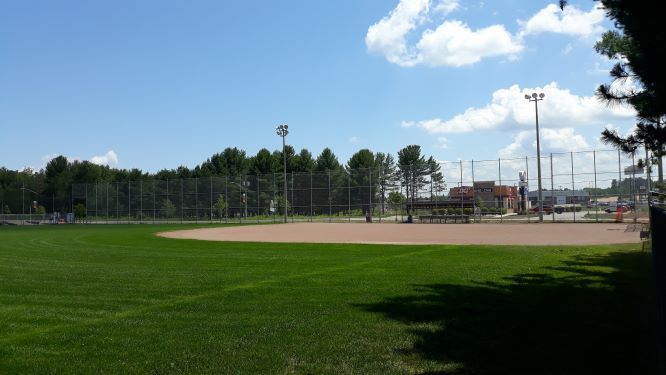 Image of ball diamond #1