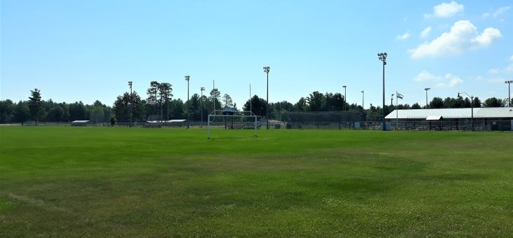 Image of sports field