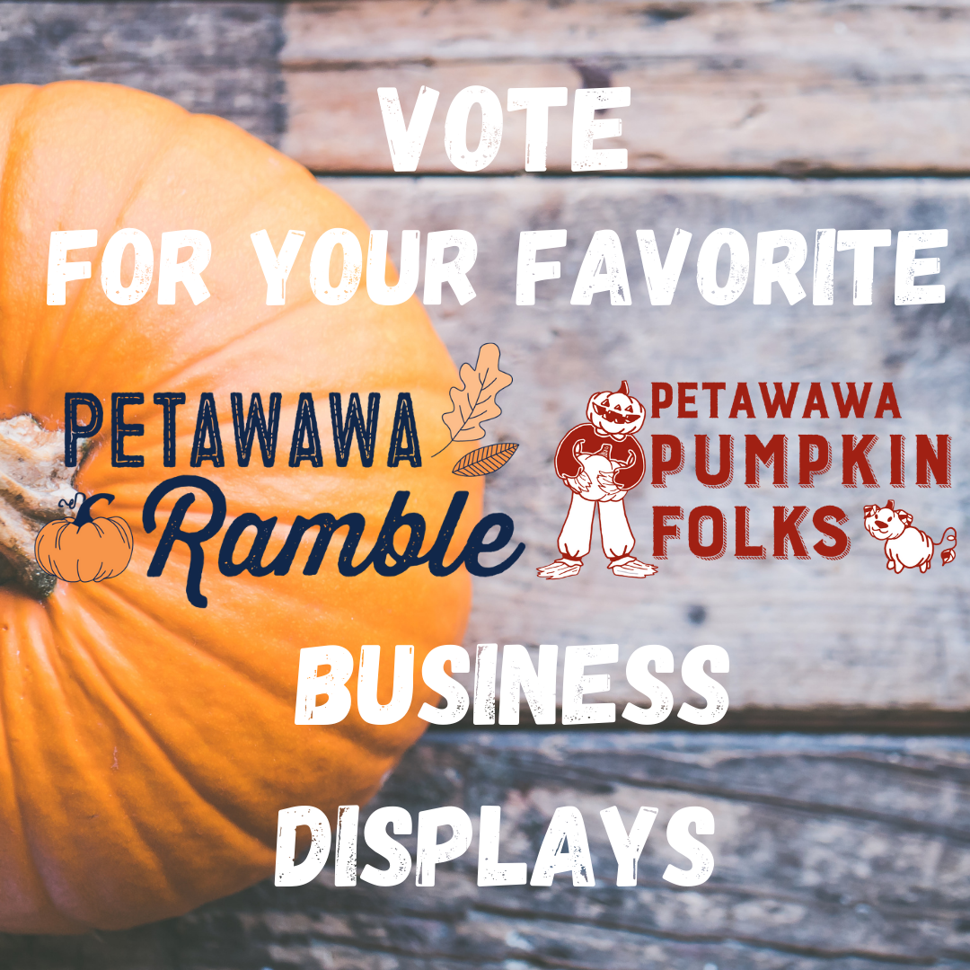 Vote for your favorite Business Pumpkin Folks display graphic