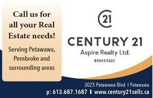 <b>Century 21 Aspire Realty PR ad</b>