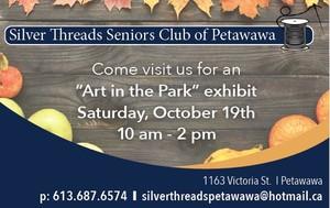 <b>Silver Threads Seniors Club PR ad</b>