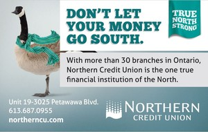 <b>The Northern Credit Union PR ad</b>