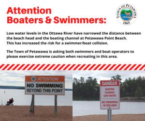 <b>Petawawa Point Notice</b><br />Petawawa Point Notice