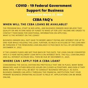 <b>Poster of CEBA FAQs 2</b><br />Poster of CEBA FAQs 2