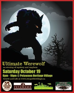 <b>Werewolves in the Village</b>