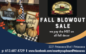 <b>The Country Cupboard Ad</b>