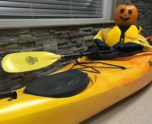 <b>Pumpkin Kayaker</b>