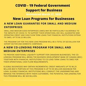 <b>Poster of Loan Programs 2</b><br />Poster of Loan Programs 2