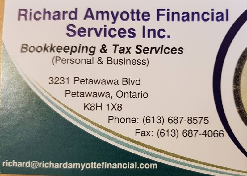 Richard Amyotte Financial Services