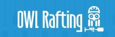 owl rafting logo